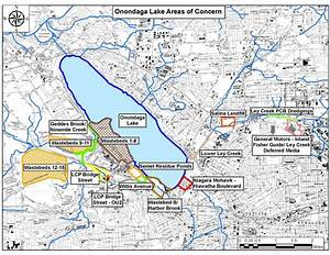 Onondaga Lake Areas Of Concern
