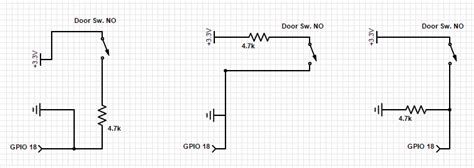 Gpio Reed Switch Wiring Raspberry Stack Exchange