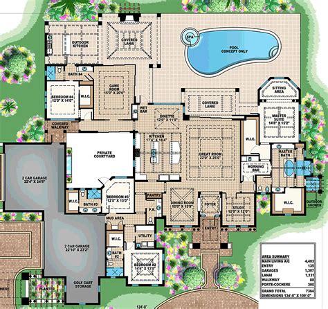 luxury estate floor plan  abg alpha builders group
