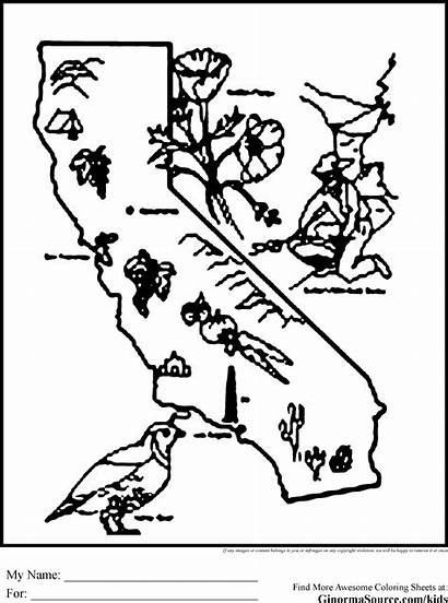 Coloring Pages California Valley Death Iowa University