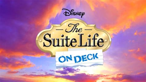 suite on deck wiki the suite on deck tiếng việt