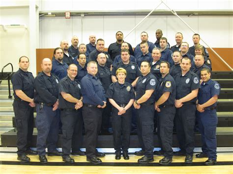 correction bureau correctional officer graduations academy