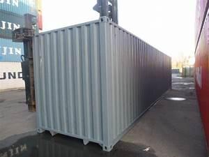 Seecontainer 40 Fuß Gebraucht : 40 fu high cube gebraucht neu lackiert ~ Sanjose-hotels-ca.com Haus und Dekorationen