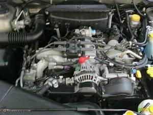 2003 Subaru Legacy 2 5 Gt Sedan Engine Photos