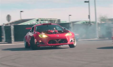 Ryan tuerck took the ferrari powered toyota gt4586 out on the streets of his home town in new. Insane Toyota 86 with F136 V8 Ferrari 458 engine now drives (video) | PerformanceDrive
