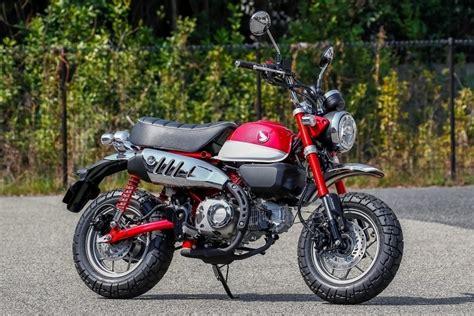 honda monkey 2018 tuning 2018 honda monkey retro mini bike gearnova