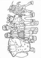 Dragon Train Een Je Hoe Tem Draak sketch template
