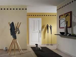 Wandgestaltung Mit Farbe Beispiele : ideen f r wandgestaltung mit farbe ~ Markanthonyermac.com Haus und Dekorationen