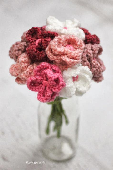come fare un bouquet di fiori come fare bouquet di fiori a uncinetto spiegazioni in