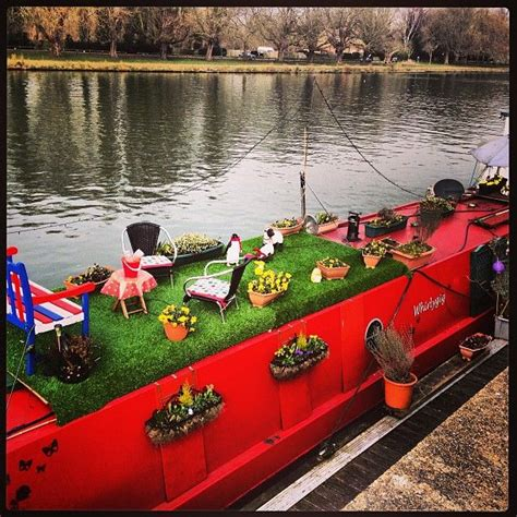 Living On A Canal Boat by Narrow Boat Living A Place To Call Home