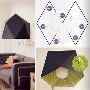 Origami Maison En Papier : une double suspension en papier faite maison t te d 39 ange ~ Zukunftsfamilie.com Idées de Décoration
