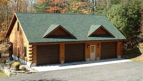 log home garages log garages      log homes   design