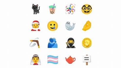 Emoji Emojis Android Beta Google Hell Gboard