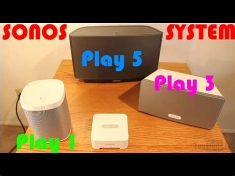 sonos play  play   play  review  wireless