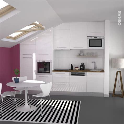 mur cuisine framboise 75 best cuisine équipée oskab images on