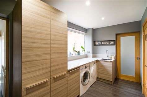 ideas  place washing machine   kitchen