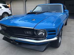 1970 Ford Mustang Mach 1 for Sale | ClassicCars.com | CC-1237126