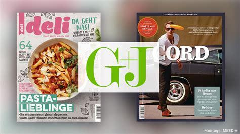 Deli Magazin Abo by Gruner Und Jahr Zeitschriften Abo Gruner Und Jahr