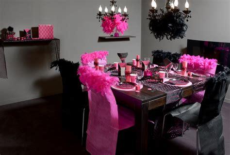 chambre garcon 8 ans décoration de table sur le thème articles de fête