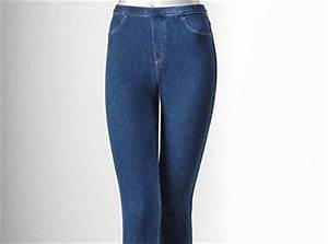 Simply Vera-Vera Wang Capri Denim w/Rivets Leggings-Blue or Black-Womens-$42-NWT | eBay