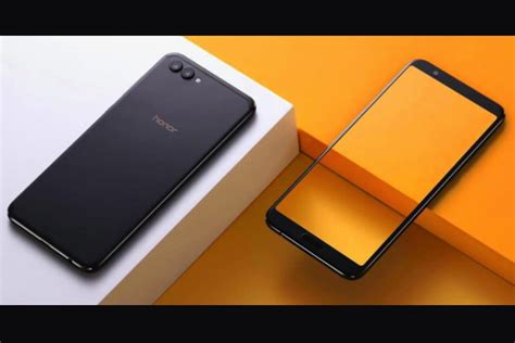 huawei honor v10 huawei honor v10 launched specs features prices