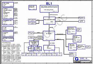 Toshiba Satellite L30 Bl1 Schematic