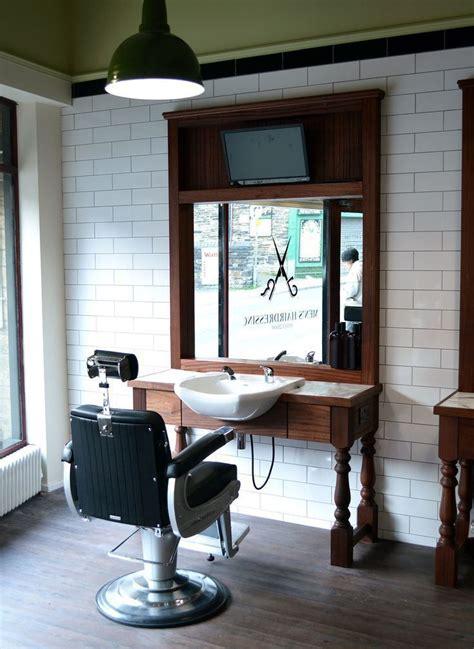 interior barbershop design ideas beauty salon floor plan