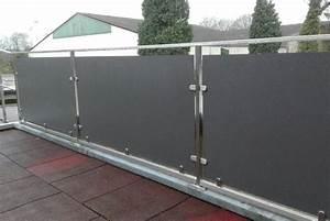 Kunststoffplatten Für Balkon : balkonverkleidung oder balkon sichtschutz wir zeigen ~ Michelbontemps.com Haus und Dekorationen