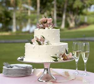 easy wedding cake decorating ideas wedding and bridal With how to decorate a wedding cake