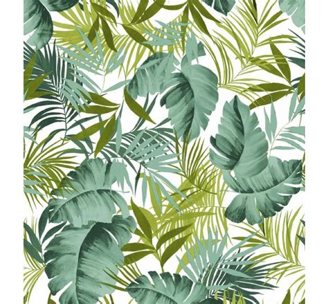 Stoff Dschungel Motiv by Motiv Stoff Quot Monstera Jungle Quot Meterware Vbs Hobby