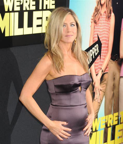 foto de Jennifer Aniston Pregnant? Star Reignites Rumours As She