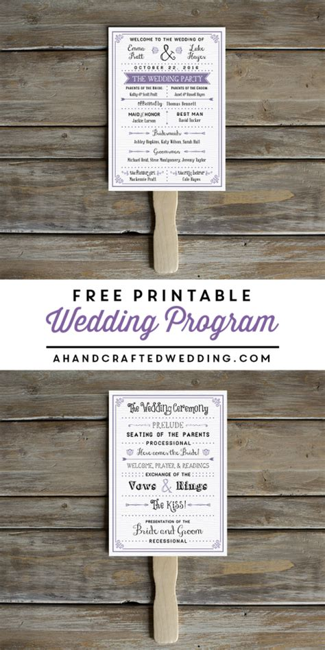 free printable wedding program wedding invits printable wedding programs free wedding