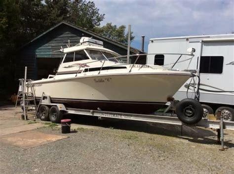 hourston glascraft  sportfish power boat  sale