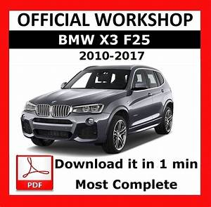 U0026gt  U0026gt  Official Workshop Manual Service Repair Bmw Series X3