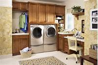 pictures of laundry rooms Secrets for Functional and Attractive Laundry Room Cabinets - MidCityEast