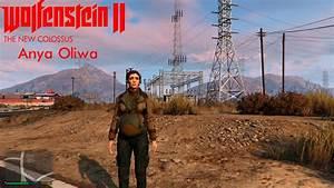Wolfenstein II The New Colossus Anya Oliwa