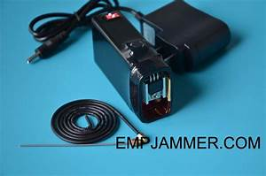 Jammer Bloqueador De Celular  U2014 Inhibidor Portatil Radio