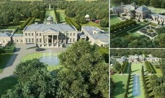 plans unveiled   windlesham house  surrey