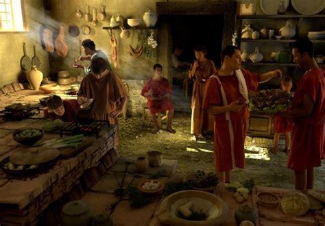 cuisine romaine traditionnelle recettes grecques antiques