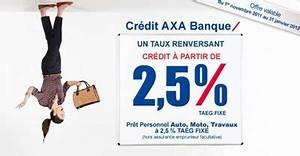 Credit Axa Banque : axa banque cr dits auto et cr dits travaux 2 50 ~ Maxctalentgroup.com Avis de Voitures