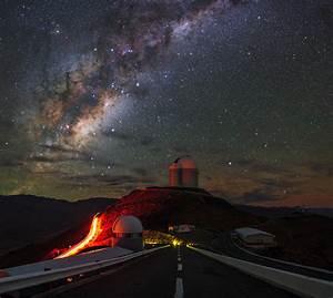 La route vers la Voie lactée à La Silla | ESO France