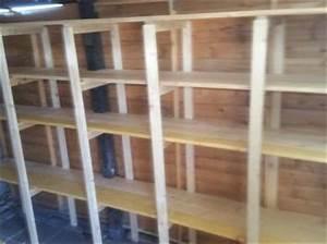 Regal Bauanleitung Holz : schwerlastregal selber bauen ~ Michelbontemps.com Haus und Dekorationen