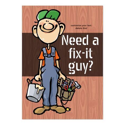 job hunting handyman fix  carpenter painter business