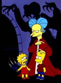 Halloween The Simpsons Treehouse Of Horror Episodes