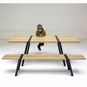 Banc En Bois Ikea : banc en bois le banc l 39 assise tendance qui remplace la ~ Premium-room.com Idées de Décoration