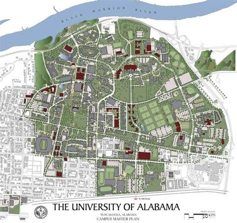 campus master plan university lands planning design
