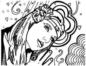 Teen Awesome Coloring Pages for Adults