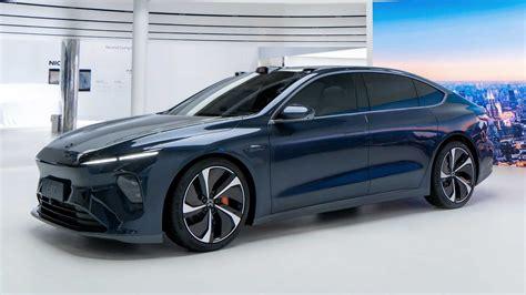 2021 Auto Shanghai: NIO Reveals ET7 Interior