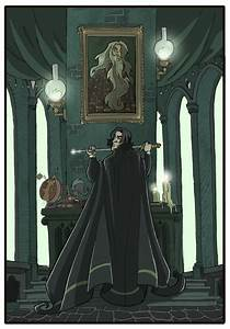 Snape and Dumbledore -HP7- by kyla79 on DeviantArt