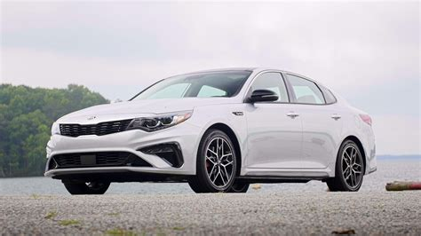 2019 Kia Optima Same Engine, More Tech  Video Roadshow